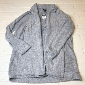 Gray Rue 21 Duster Sweater